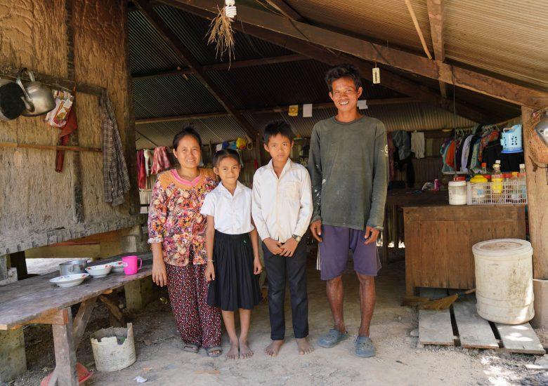 【母親節特別呈獻:柬埔寨的Mrs. Chheat】